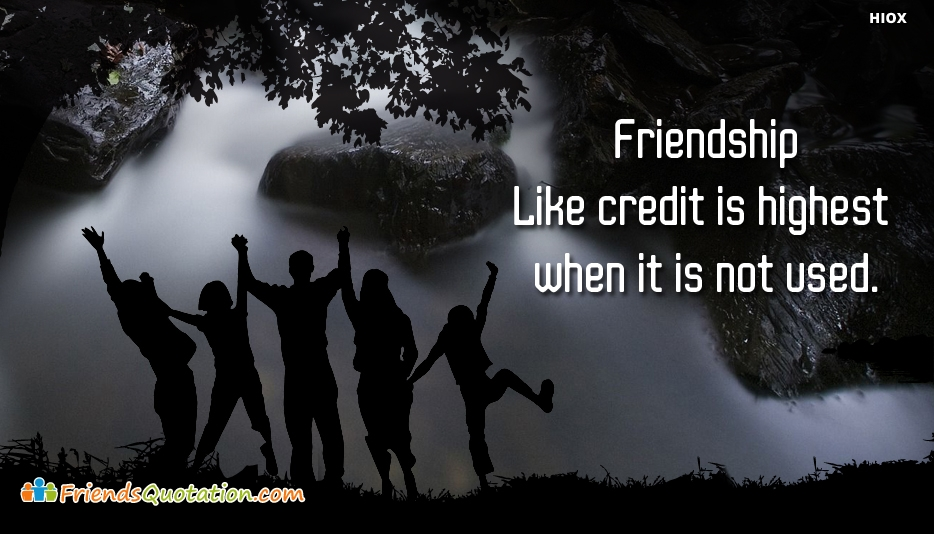 Friends Quotation by Elbert Hubbard