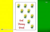 Good Morning Friends Image Hd