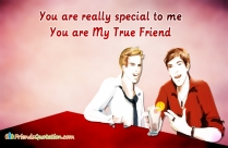 You Are Really Special To Me