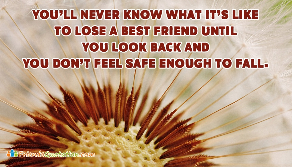 Friendship Quotes For Your Best Friends