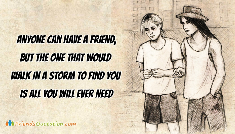 Best Friendship Quotes For Friends