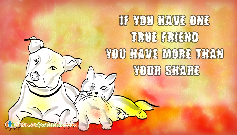 True Best Friends Quotes for Facebook