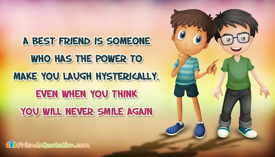 Fun with Best Friends Quotes
